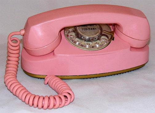 Princess Phone Pink
