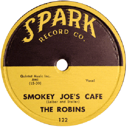 The Robins Smokey Joe's Cafe
