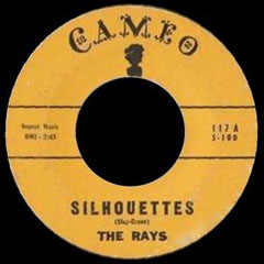 Cameo 45 of Silhouettes by The Rays