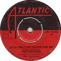 """The Drifters with Ben E. King """"Save the Last Dance for Me"""""""
