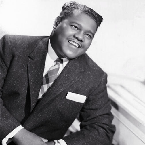 Fats Domino Blueberry Hill