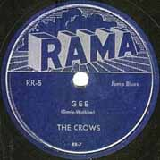 """""""Gee"""" by The Crows"""