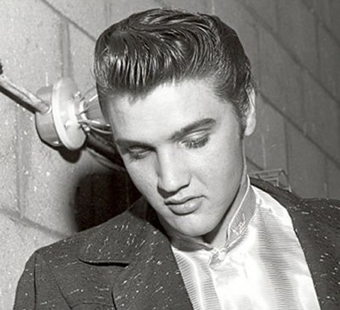 Elvis Presley Blue Moon of Kentucky