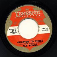 """""""Quarter to Three"""" by Gary U.S. Bonds"""