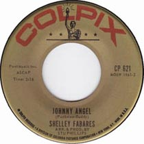 """""""Johnny Angel"""" by Shelley Fabares"""