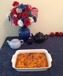 Retro recipe: Sausage & Bean Bake