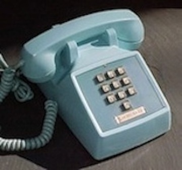 Touch-Tone telephone