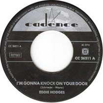 """""""I'm Gonna Knock on Your Door"""" by Eddie Hodges"""