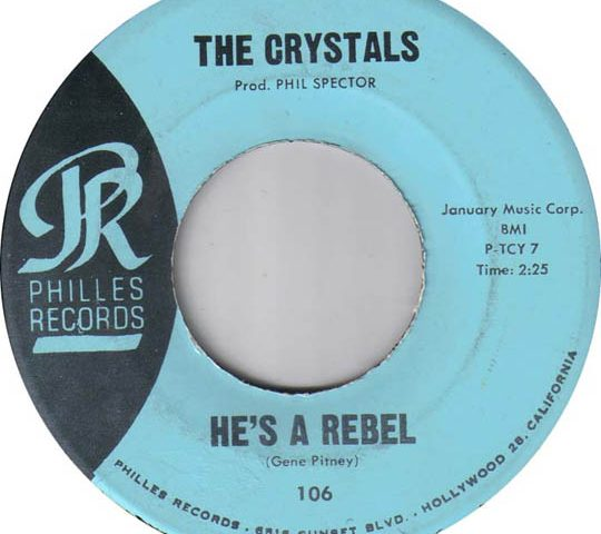 The Crystals He's a Rebel