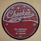 """Bo Diddley"" by Bo Diddley"