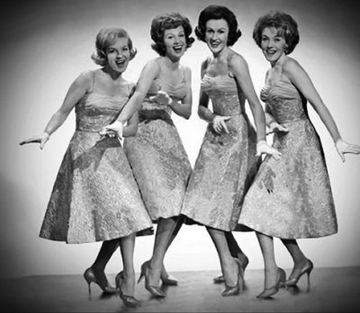The Chordettes Mr Sandman
