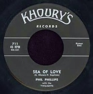 """Sea of Love"" by Phil Phillips"