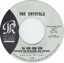 """Da Doo Ron Ron"" by The Crystals"