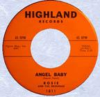 """""""Angel Baby"""" by Rosie & The Originals"""