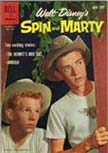 A Spin and Marty comic book