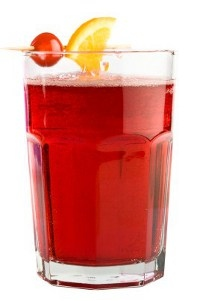 The Shirley Temple was a popular non-alcoholic cocktail for kids