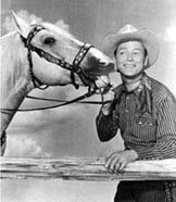 Roy Rogers and Trigger made many Westerns together on film and TV