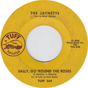"""Sally Go Round the Roses"" by The Jaynetts"
