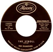 The Strolls was one of the 1950s dances and a hit song for The Diamonds in 1957.