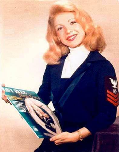 Diane Renay Navy Blue