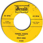 """Tonite, Tonite"" by the Mello-Kings"