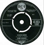 """Chain Gang"" by Sam Cooke"