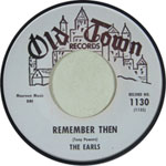 """Remember Then"" by The Earls"