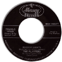 """Harbor Lights"" by The Platters"