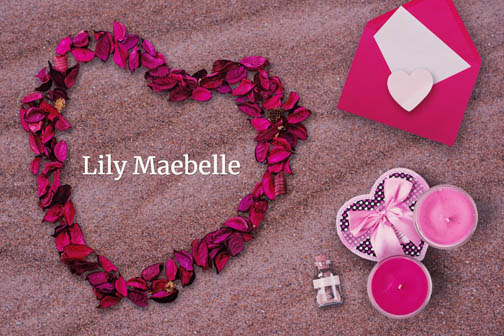 The Valentines Lily Maebelle