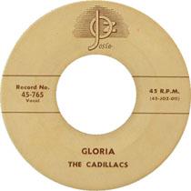 """""""Gloria"""" by The Cadillacs"""
