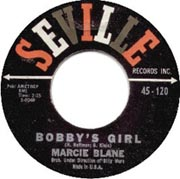"""Bobby's Girl"" by Marcie Blane"