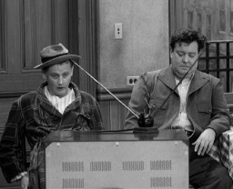 """The Honeymooners"" episode ""TV or Not TV"""