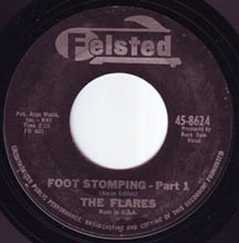 """Foot Stomping Part 1"" by The Flares"