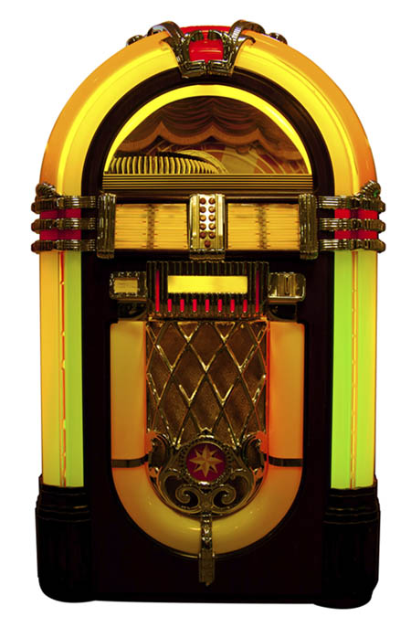 daily doo wop juke box