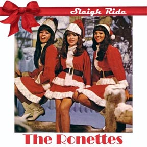 """Sleigh Ride"" by The Ronettes"