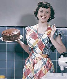 Retro Fudge Cake Recipe