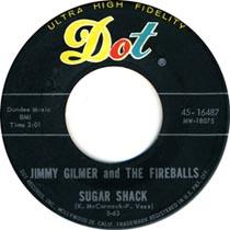 JImmy Gilmer Sugar Shack