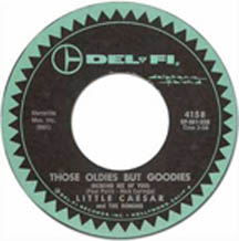 Little Caesar and the Romans Those Oldies But Goodies