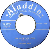 The Five Keys The Glory of Love