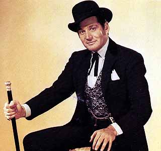 Gene Barry as Bat Masterson
