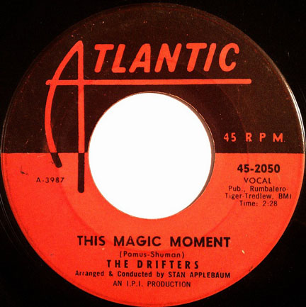 The Drifters This Magic Moment