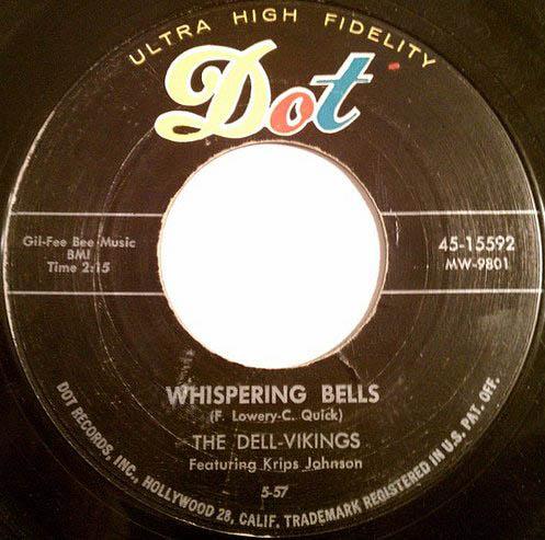 The Dell Vikings Whispering Bells