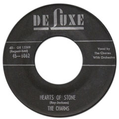 The Charms Hearts of Stone