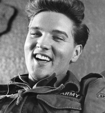 Elvis Returns from the Army in 1960