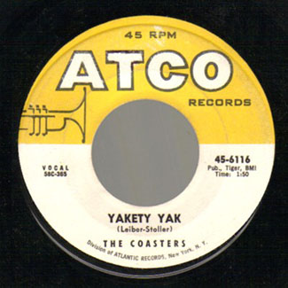 The Coasters Yakety Yak