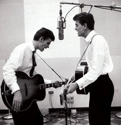 The Everly Brothers Crying in the Rain