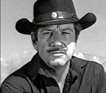 Richard Boone in Have Gun Will Travel
