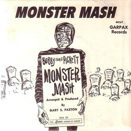 The Monster Mash by Bobby Boris Pickett