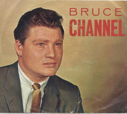 "Bruce Channel ""Hey! Baby"""