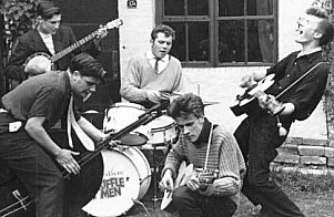 Lonnie Donegan and his Skiffle Group